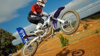 Yamaha YZ250F Second Ride
