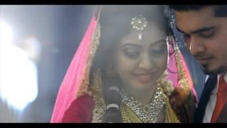 Kerala Wedding Teaser Nas + Sincy