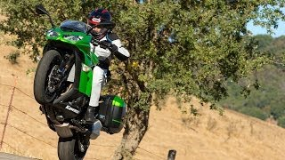 Kawasaki Ninja 1000 ABS First Ride