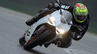 Ducati 899 Panigale First Ride