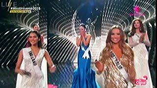 Miss Universe 2015 Top 5 | Miss World 2015