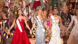 Miss World 2015 Crowning Moment