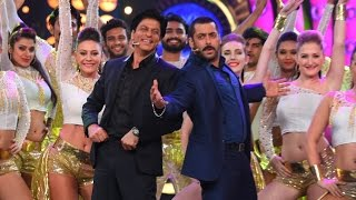 Salman Khan & Shahrukh Khan Perform Together At Bigg Boss 9 | Dilwale Special
