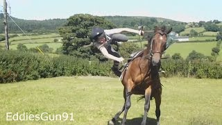 Horse Falls Compilation || Best Bad Horse Riding and Pony Fails