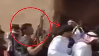 Gun fail: idiot shooting AK-47 at wedding blows off kid's head; clerk fights robber - 12/21/2015