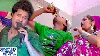 Roj Piya Tara Viscy Rum Piyalka Kam Kara Na - Laila Majnu || Ritesh Pandey || Bhojpuri Hot Songs 2015