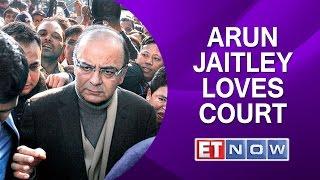 Arun Jaitley Files Defamation case against Delhi CM Arvind Kejriwal