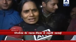 Nirbhaya Case: I am satisfied as the bill has passed but our daughter did not get justice,