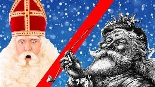 History of Santa - Merry Christmas
