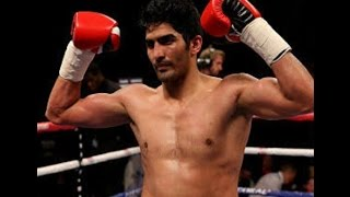 VIJENDER SINGH VS SAMET HYUSEINOV - 3rd PRO BOXING FULL FIGHT - KNOCK's - 19 dec