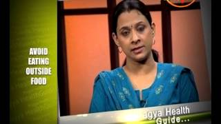 Health Tips - Food Safety When Eating Out - Dr. Rashmi Bhatia (Dietitian)