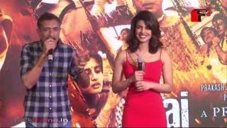 Red hot Priyanka Chopra at Jai Gangajal trailer launch