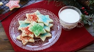 Cookie Recipes - How to Make Soft Christmas Cookies