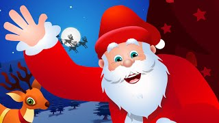The Spirit of Christmas | Santa Claus Is Coming To Town | Christmas Songs For Children