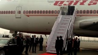 PM Modi leaves for Russia, Putin to hold dinner in the evening