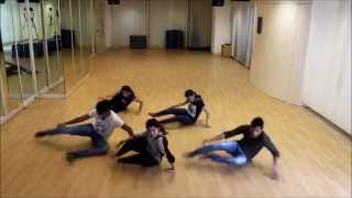 Dance Choreography on Sun Saathiya - ABCD 2