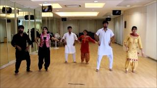 Dance Choreography on Veer Vaar - Sardaar Ji