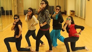 Dance Choreography on Ghani Bawri and Banno Tera Swagger Mashup - Tanu Weds Manu Returns