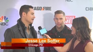How CHICAGO P.D. Stars Brave Brutal Winters on Set!