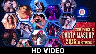Party Mashup - DJ Notorious | Bollywood Mashup 2015