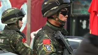 Beijing Tightens Security After Threat Warnings