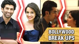 Bollywood Biggest Break Ups 2015: Ranbir & Katrina, Arjun & Mehr & Others   FULL STORY