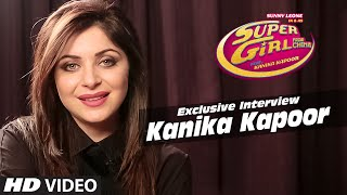 Kanika Kapoor's Exclusive Interview | SUPER GIRL FROM CHINA Song