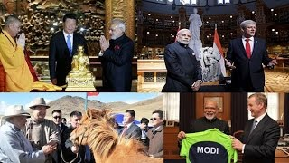 Some of the gifts PM Modi received during foreign tours: Some pics