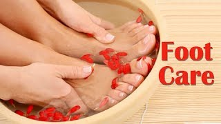 Beauty Tips - Pedicure - Foot Care Tips - Pedicure at Home