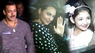 (Video) Salman Khan's 50th Birthday Bash: Sonam Kapoor, Jacqueline & Celebs Attend Celebration