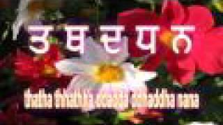 Lesson 1: Gurmukhi - The Punjabi Alphabet 2