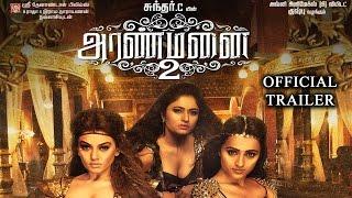 Aranmanai 2 || Tamil Song || Siddharth || Trisha || Hansika