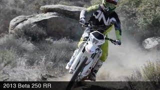 MotoUSA Shootout: 2013 Beta 250 RR
