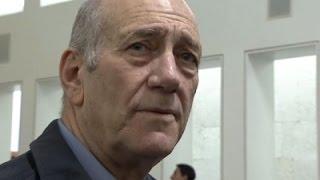Court Reduces Sentence of Former Israeli PM