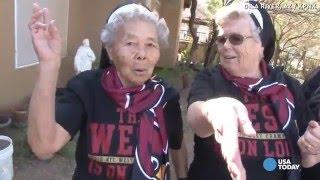 Nuns devote Sundays to God...and the Arizona Cardinals