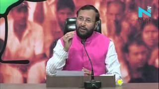 BJP congratulate Sanjay Nirupam for revealing facts in Congress Darshan: Javadekar