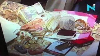 Crorepati head constable had 4 cars, 8 bank accounts, 6 homes and ornaments