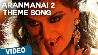 Aranmanai 2 || Tamil Song || Siddharth || Trisha || Hansika || Hiphop Tamizha