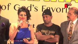Rakhi Sawant And Shreyas Talpade At 'Ajab Singh Ki Gajab Kahani' Movie Launch!
