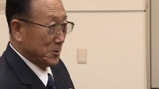 N. Korea Says Top Official Dies In Car Accident