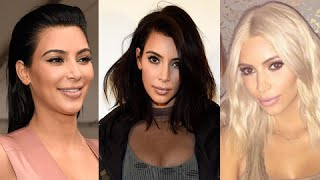 10 Hairstyles That Looked FLAWLESS On Kim Kardashian in 2015