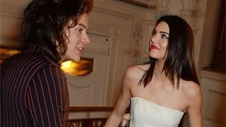 Kendall Jenner & Harry Styles Meet For Romantic Vacation In Anguilla