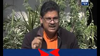 DDCA Scam: Kirti Azad sends an answer to BJP along with his interview CD given to ABP News