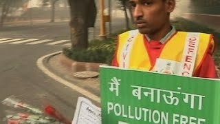 Odd-even formula: Civil defence personnels to go for 'Gandhigiri' for the day