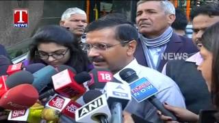 Delhi CM Arvind Kejriwal About Odd-Even Plan In New Delhi