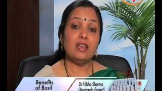 Basil (Tulsi) Health Benefits - Did You Know That Basil Leaves Fight Cancer - Dr. Vibha Sharma