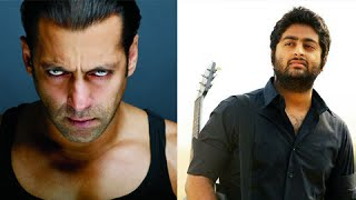 Salman Khan Boycotts Singer Arijit Singh From All His Films