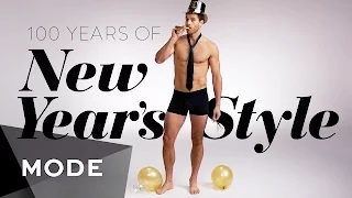 100 Years of Fashion: New Year's Style