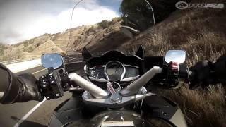 First Ride video aboard the Yamaha FJR1300A