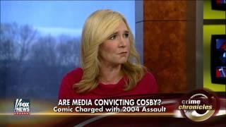 Are media convicting Cosby?
